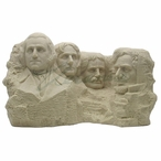 Mount Rushmore Sculpture