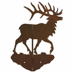 Original Elk Double Metal Wall Hook