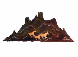 Painted Desert Wall Art