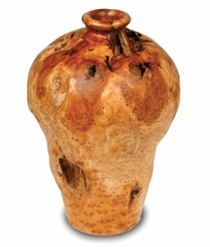Root Wood Medium Urn