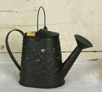 Rustic Brown Garden Watering Can Electric Wax Warmer