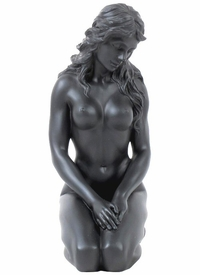 Sculpted Nude Female Sculpture