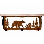 Wildlife Wall Shelves
