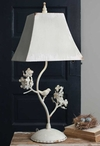 Songbird Metal Table Lamp with Metal Shade