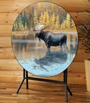 The Loner Moose Folding Table
