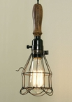 Trouble Pendant Lamp Light