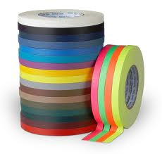 """1/2"""" Pro Spike Tape - Case of 24 Rolls (14 Colors)"""