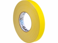 """1"""" Pro Gaffers Tape - Case of 48 Rolls (14 Colors)"""