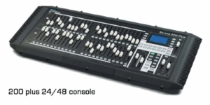 200 Plus Series 24/48 Lighting Control Console