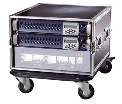 24 x 10Amp SmartPack Touring System with Cam-Lok Pass Through & 150A Main Breaker