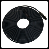 3-Pin DMX Cable - 1'