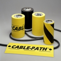 """4"""" x 30yds Pro Cable Path Gaffers Tape - Per Roll (4 Styles)"""