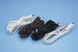 6' Power Cord - Choice of Color