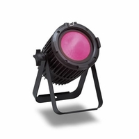 Color One 100 RGBA IP20 LED Par - Black