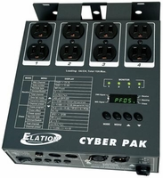 Cyber Pak - 4 Channel Dimmer / Relay Pack