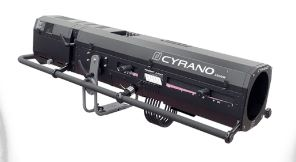 Cyrano 2500 Watt Followspot - Magnetic PSU