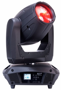 ELATION MOVING HEAD BEAMS DISCHARGE