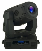 ELATION MOVING HEAD SPOTS DISCHARGE