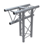 F23 Range - 3-Way Vertical T Truss Corner