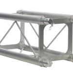 "F24 Range 8.5"" Square Box Truss - 4.92' Section"