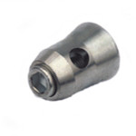Half Conical with Cotter Pin & R-Clip For Box Corner