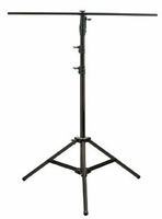 LTS-10B 10' Tripod Lighting Stand with T-Bar