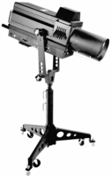 Starklite 1200w Spotlight - Model 1271 (Includes Choice of Lens Assembly)