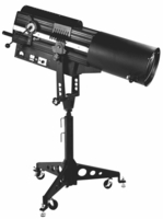 Super Arc 400 Long Throw Spotlight with Universal Tray - Model 1267UT