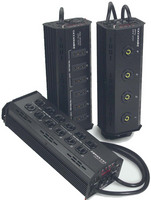 ULD-340, 15A, Standard Power, Stage Pin, 4 Channel Dimmer Pack