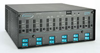 VX-1200-Series II, TLX/TP1, Terminal Strip Load & Power Input, Single Phase, Rack Mount Only, UR