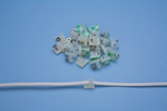Wire Screw Clips - Bag of 30