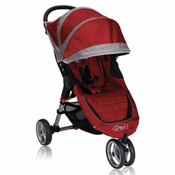 Baby Jogger City Mini 2013 Crimson