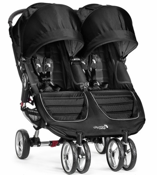 Baby Jogger City Mini Double 2014 Black