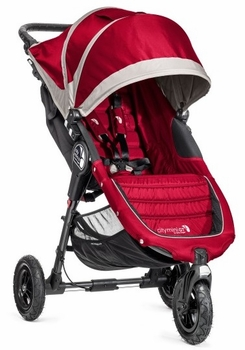 Baby Jogger City Mini GT 2014 Crimson