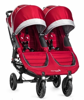 Baby Jogger City Mini GT Double Red