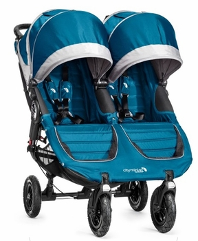 Baby Jogger City Mini GT Double Teal