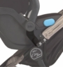 Baby Jogger City Mini, GT, Elite & Summit Car Seat Adapter UPPAbaby Mesa