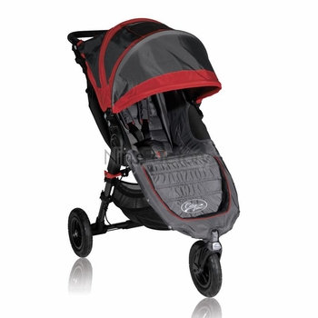 Baby Jogger City Mini GT 2013 Stroller Red