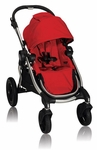 "Baby Jogger City Select 2013 Ruby</br><span style=""color:red"">20% Discount Included</span>"