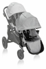 Baby Jogger City Select 2013 Second Seat Silver
