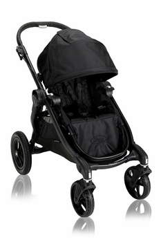 Baby Jogger City Select 2013 All Black Special Edition