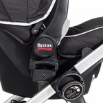 Baby Jogger City Select and City Versa - Britax Car Seat Adapter
