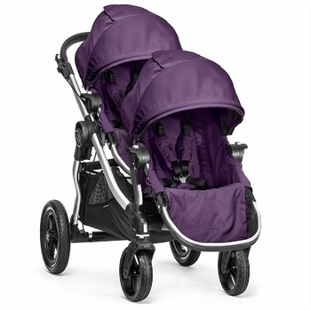 Baby Jogger City Select Double 2014 Amethyst