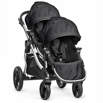 Baby Jogger City Select Double 2014 Onyx
