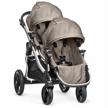 Baby Jogger City Select Double 2014 Quartz