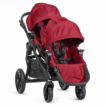 Baby Jogger City Select Double 2014 Red