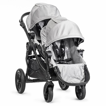 Baby Jogger City Select Double 2014 Silver