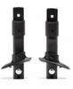 Baby Jogger City Select Second Seat Adapter Brackets Black