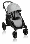 Baby Jogger City Select 2013 Silver Special Edition