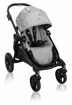 "Baby Jogger City Select 2013 Silver Special Edition</br><span style=""color:red"">20% Discount Included</span>"